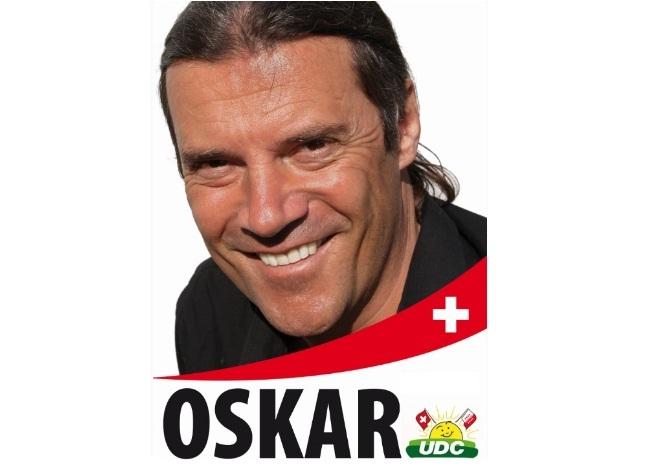 Oskar Freysinger candidat de l'UDC valaisanne