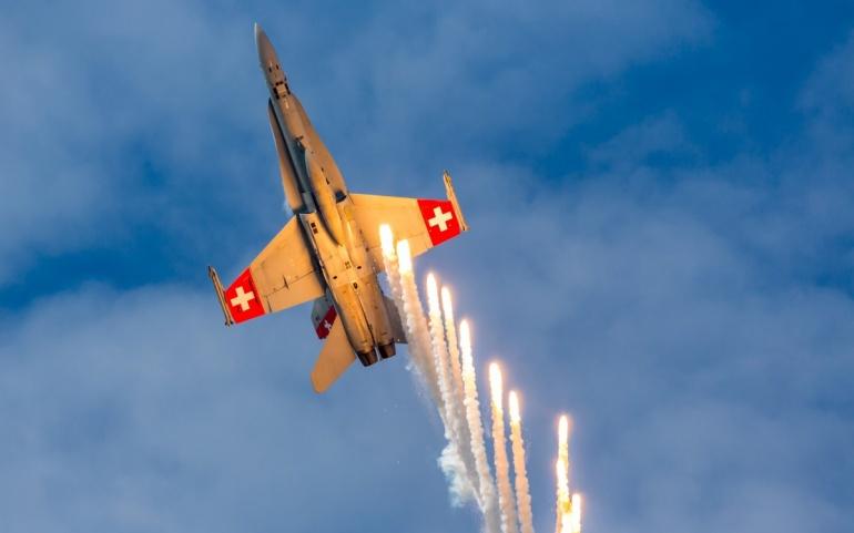 Nouvel avion de combat : une opportunité pour l'industrie romande
