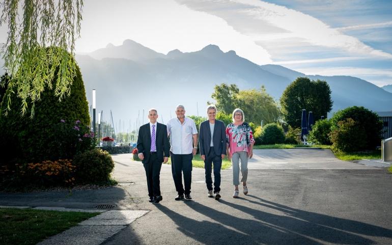 Élections communales, pour la première fois, l'UDC Haut-Lac lance ses candidats dans toutes les communes du Haut-Lac.