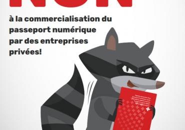 L'UDCVR dit non à la privatisation de l'identité électronique e-ID